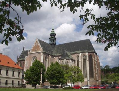 Базилика Вознесения и Девы Марии в Брно