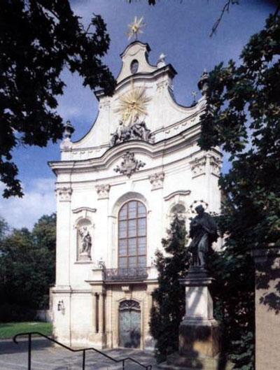 Костёл Пресвятой Троицы и картузианский монастырь
