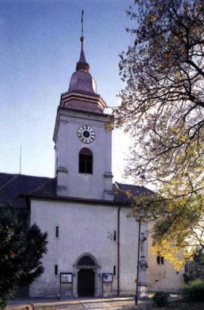 Костёл Святой Юлии Брно