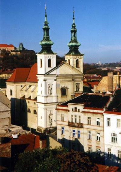 Костёл Святого Михаила в Брно