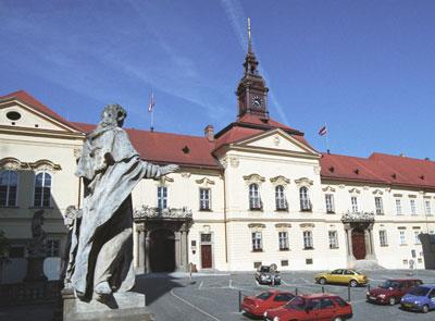 Новая ратуша в Брно