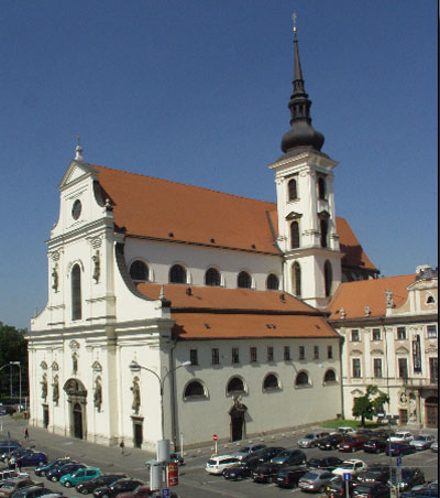 Костёл Томаша в Брно