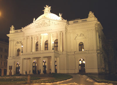 театр Магена в Брно
